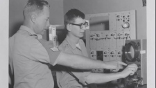 RCAF Clinton trained 7000 Commonwealth soldiers in the art of radar detection