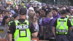 Western students who attend an unsanctioned homecoming event, could face academic sanctions