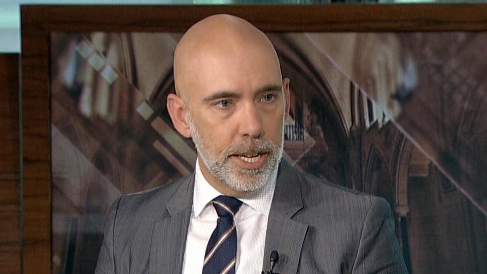 Parliamentary Budget Officer Yves Giroux. (CTV News)