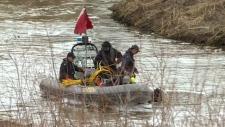 Man drowns falling into Assiniboine River