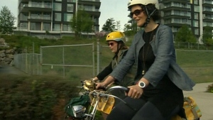 Victoria appoints first-ever 'bike mayor'