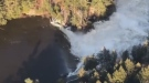 Bell Falls Dam on the Riviere Rouge is at risk of failure