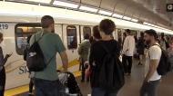 Metro Van commuters flock to transit