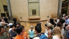 The Musée du Louvre received a record 10.2 million visitors in 2018, an increase of 25 percent in comparison with 2017. (LOIC VENANCE / AFP)