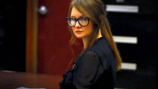 Fake heiress found guilty by New York court