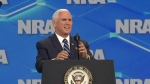 Mike Pence NRA Indianapolis