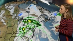 Rainfall warnings in parts of Eastern Canada