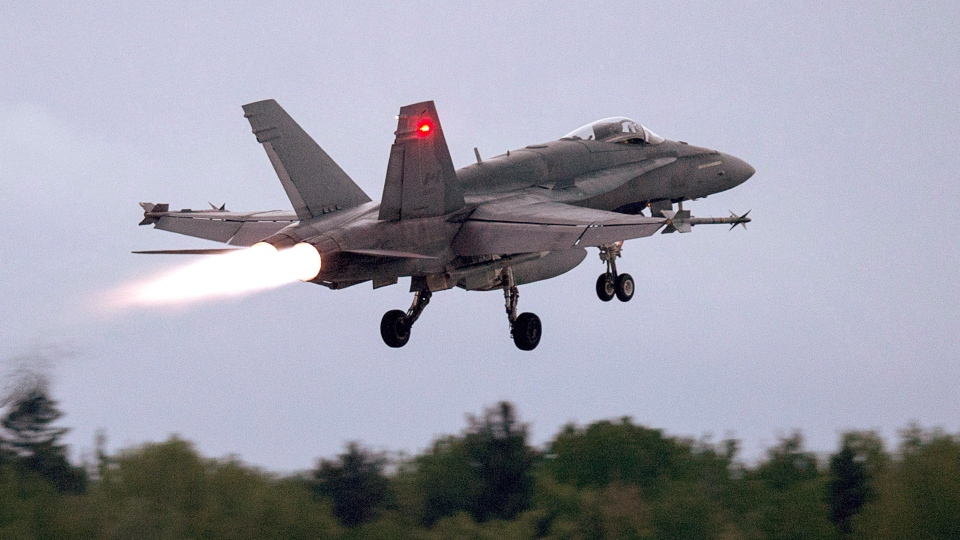Feds look to ease requirements for fighter-jet makers after