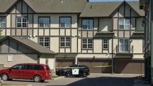 Cranston townhouse- Lovett/Sanderson investigation