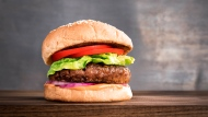 Beyond Meat burgers -- patties made entirely of plants -- have seen a high level of success since being placed on the A&W menu. (Beyond Meat)