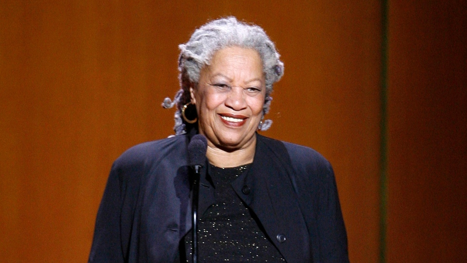 Nobel Prize-winning author Toni Morrison appears at the 18th annual Glamour Women of the Year awards in New York in this In this Nov. 5, 2007 file photo. (File/AP Photo)