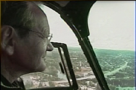 Helicopter pilot Roger Belanger had more than 10,000 hours flight experience (August 5, 2009)
