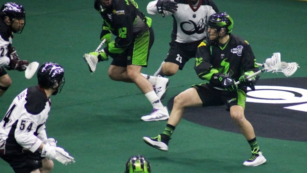 National Lacrosse League cancels rest of regular season due to COVID-19