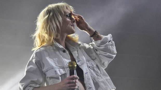 Metric and July Talk Concert at Budweiser Gardens