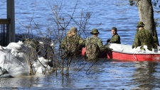 CTV News: Ont., Que., continue to fight flooding