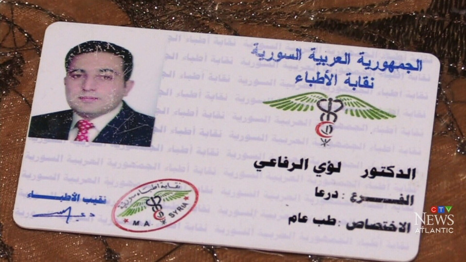 Syrian surgeon working at hardware store despite N.S. doctor shortage