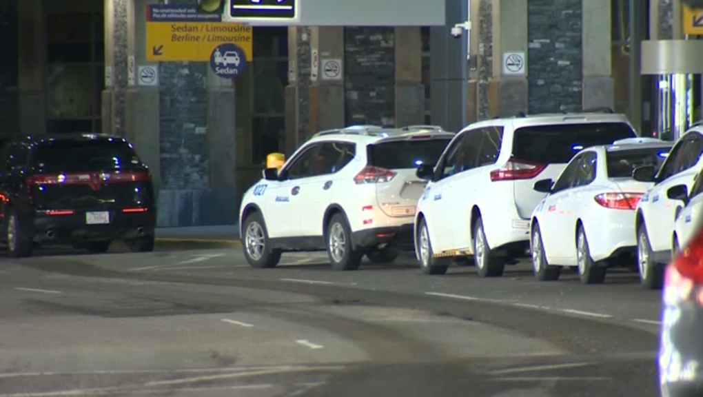 Teen says Calgary taxi driver refused to drive her to hotel after flight cancelled