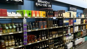 A spokesperson for MBLL said sales at Liquor Marts increased 25 per cent between March 12-May 28, compared to the same time last year. (file image)