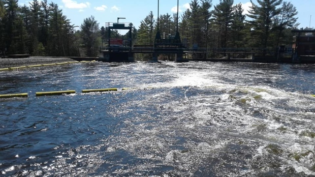 Bracebridge flood 2019
