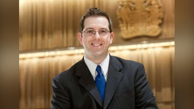 A photo of Guelph Mayor Cam Guthrie