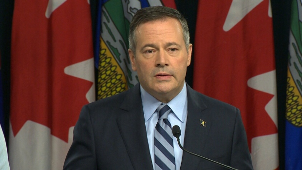 Kenney says 'turn off the taps' law ready, but Alta. won't use it immediately