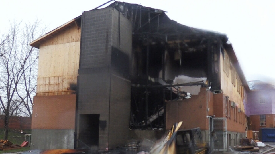 House Of Friendship Fire Now A Criminal Investigation Ctv News