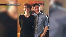 Sydney Robillard and Alex Simons - missing