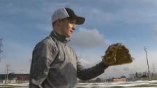 Del Devin - IndIans AA Baseball - Calgary