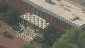 2 students shot dead at North Carolina University