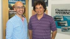 Maher El-Kady and Richard Kaner