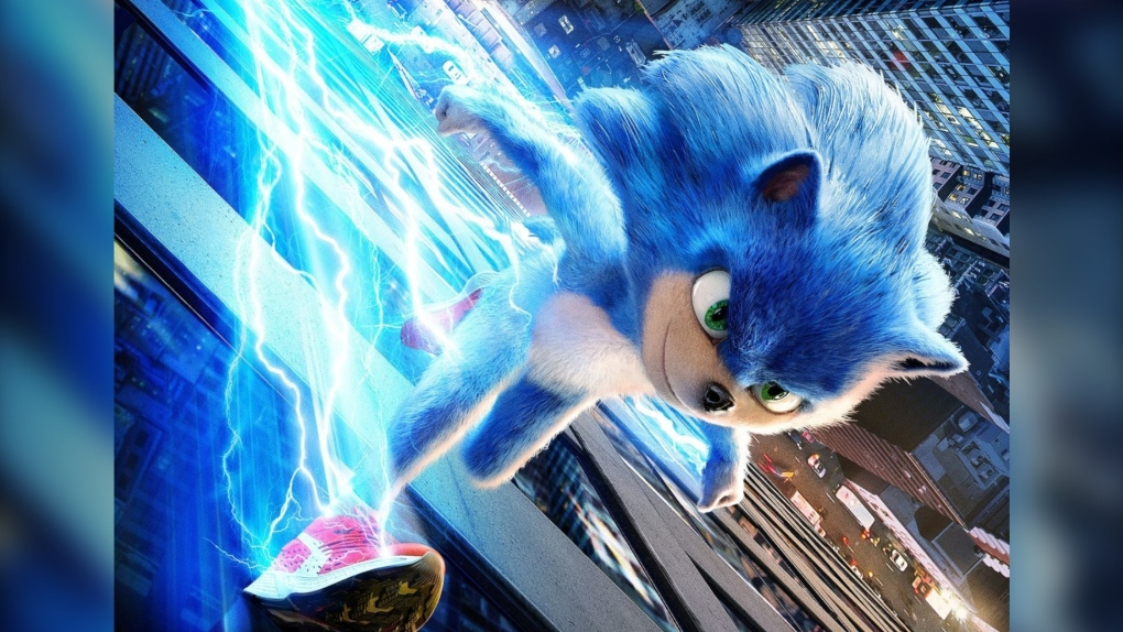 Sonic The Hedgehog Film Pushed To 2020 As Character S Look Is Overhauled Ctv News
