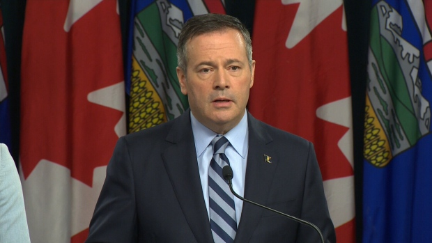 Premier Jason Kenney will travel to Texas on Monday. (File)