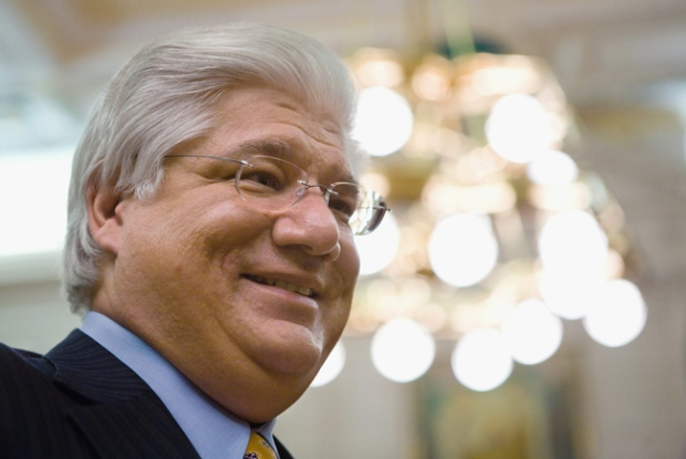 BlackBerry co-founder Mike Lazaridis. (Sean Kilpatrick / THE CANADIAN PRESS)