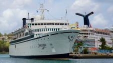 The Freewinds cruise ship measles