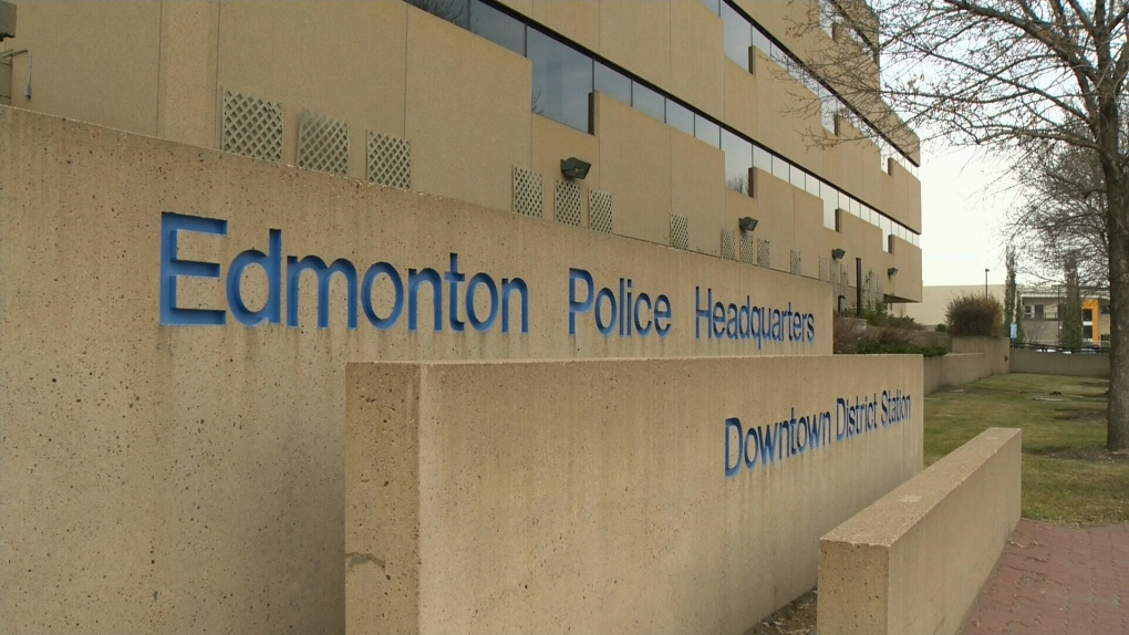 Sexual assault charge laid against EPS officer