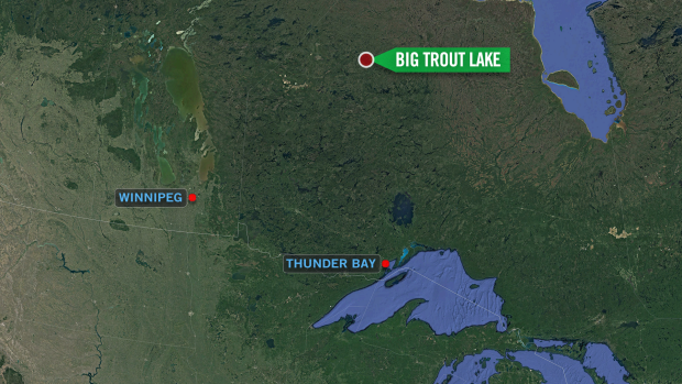 Big Trout Lake First Nation