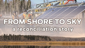 From Shore to Sky: a reconciliation story