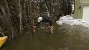 CTV National News: Contaminated sandbags