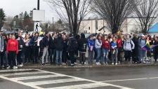 GSA Protest
