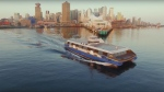 A SeaBus is seen in an undated image from video published by TransLink.