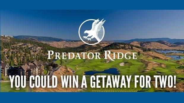 CTV Morning Live is giving away getaways to Predator Ridge!