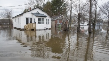 New Brunswick flooding 2019