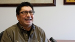 Wilfred King, Chief of Gull Bay First Nation