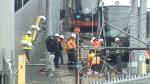 LRT Train derails