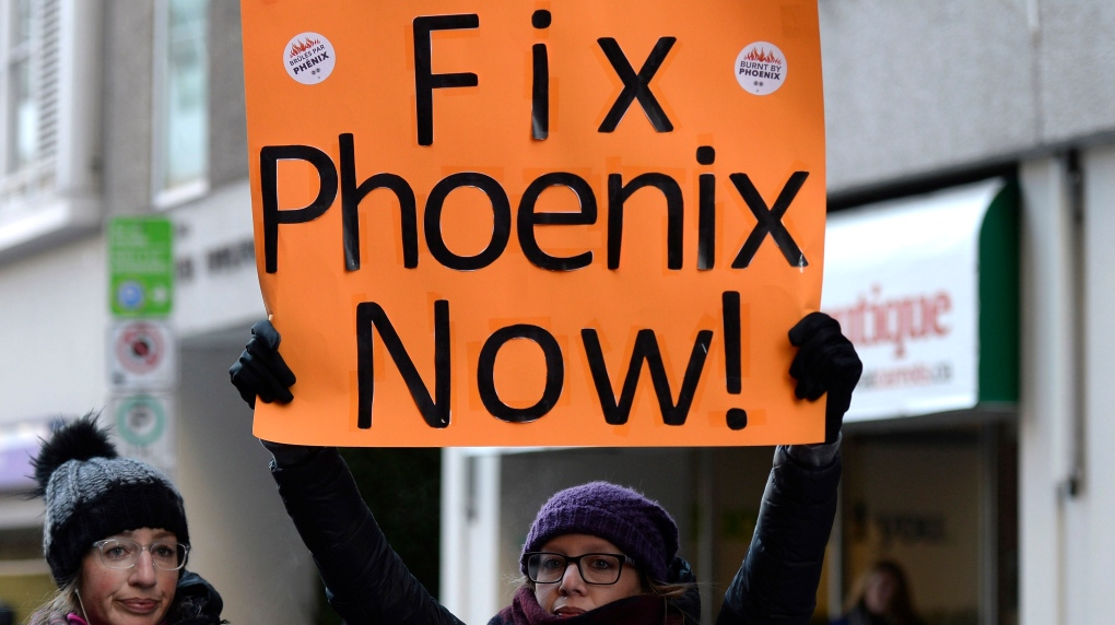 phoenix pay protest