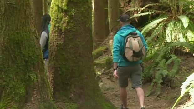Juan de Fuca trail closed for summer