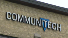 Communitech sign Kitchener