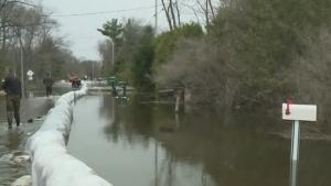 Floodwaters receding across Ottawa
