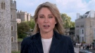 ABC's Amy Robach reports from outside Windsor Castle