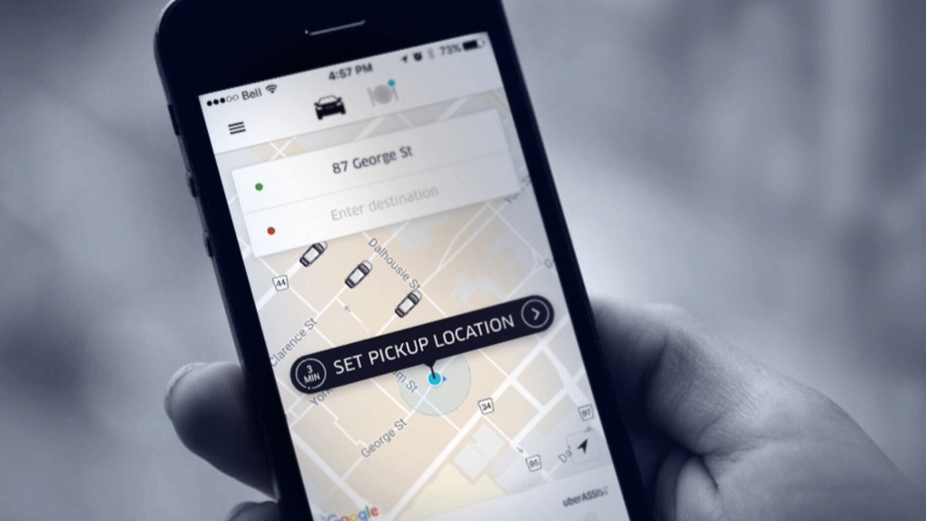Uber Canada to begin banning riders behaving badly